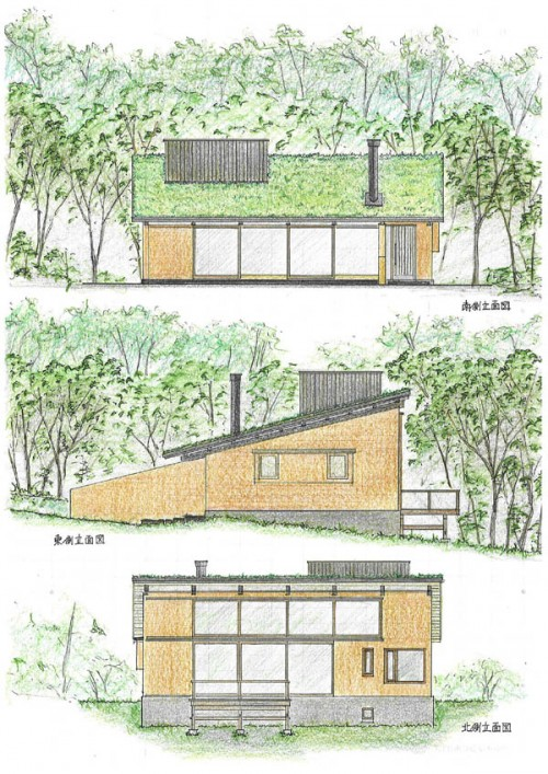 森の家02