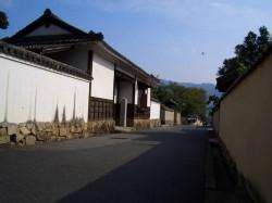 武家屋敷館になっている旧折井家の邸宅