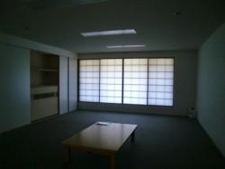 倫理研究所富士高原研修所宿泊室