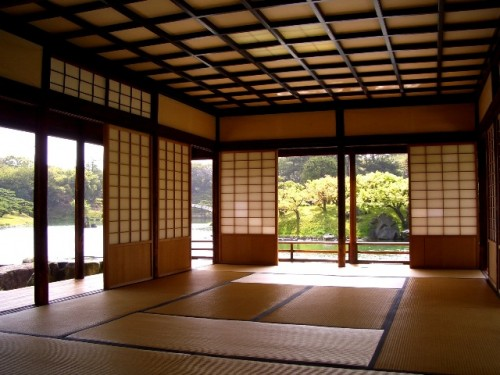 菊月亭(高松・栗林公園)