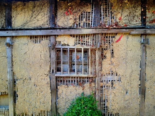 土壁 -古美る・亡美る美のかたち