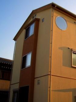 田原本の3階建て10