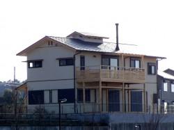 翼が丘の家3