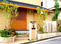 帝塚山南の家1
