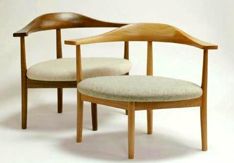 秋岡芳夫『男の椅子』