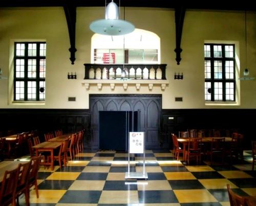 立教大学第一食堂