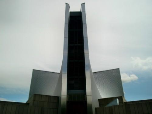 東京カテドラル聖マリア大聖堂・西側正面