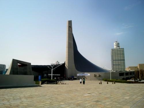 国立屋内総合競技場・第二体育館